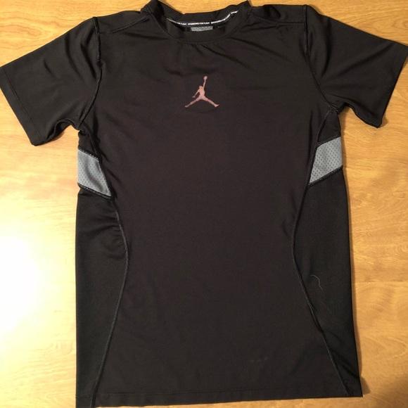 4d619ea57fa Jordan Shirts & Tops | Boys Training Drifit Shirt | Poshmark